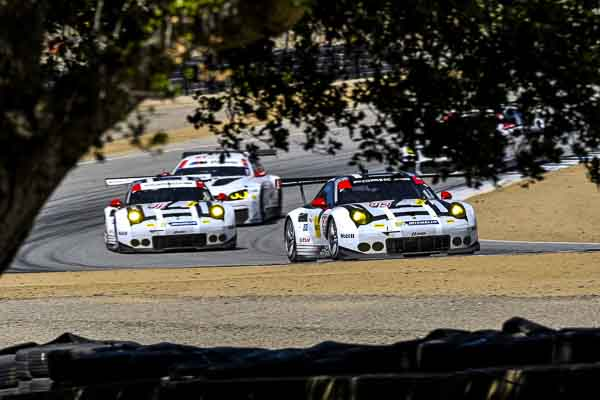 Porsche 911 RSR resumes the title chase