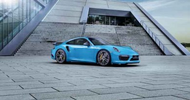 TECHART Powerkits for 911 Carrera S and 911 Turbo S.