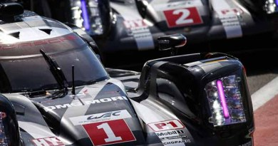 Le Mans winner mounts title defence with new aerodynamics