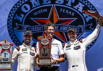 Double victory for the 911 RSR in the heat of Texas