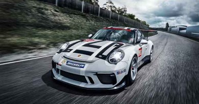 New 911 GT3 Cup with ultra-modern drive