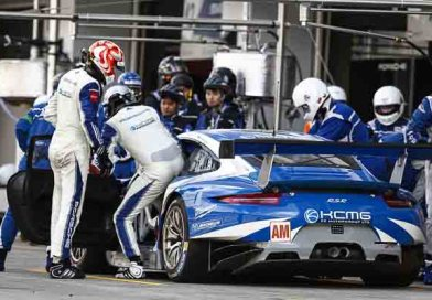 Another podium for Porsche customer team KCMG with third