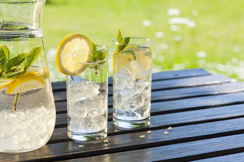Drink Lemon Water Everyday