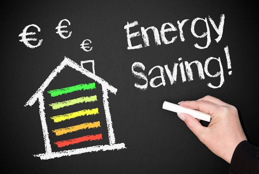 Energy Efficient Home Lighting - Infographic