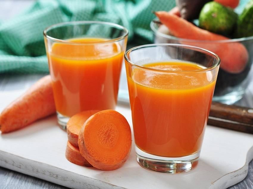 Benefits of Carrot Juice