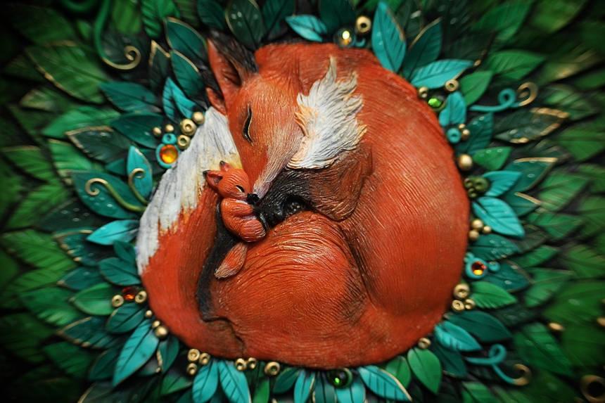 05-artist Aniko Kolesnikova book covers