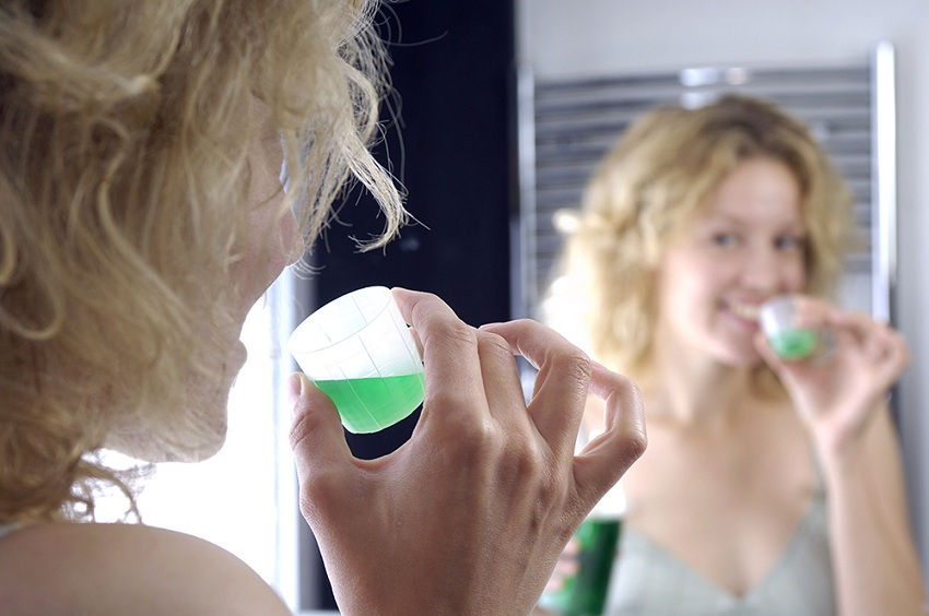 How to Make Your Own Mouthwash