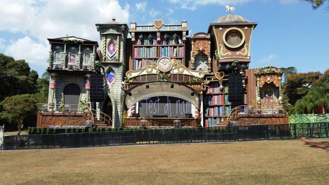 Bookstage
