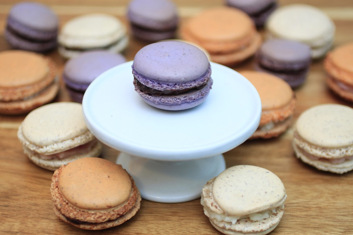 The Secret to Making French Macarons