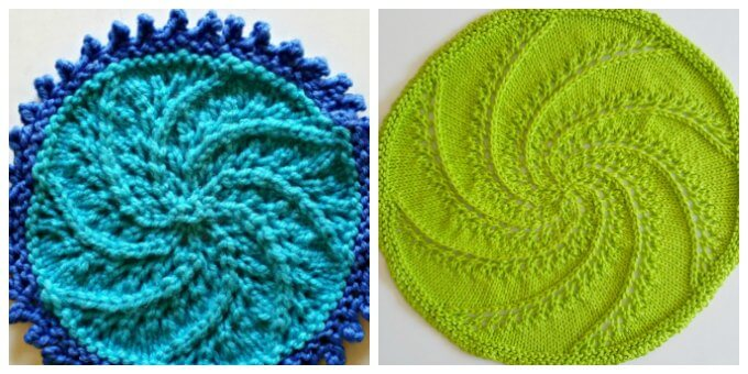 Lacy Round Trivet with Two Borders ~ Creative Craft Bloggers Challenge: Kitchen ~ #CCBG ~ Life Beyond the Kitchen