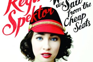 Portada de What We Saw From The Cheap Seats de Regina Spektor