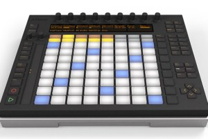 Dispositivo 'Push' para Ableton 9