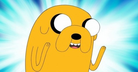 Jake de Adventure Time te dice cómo hacer el sandwich perfecto