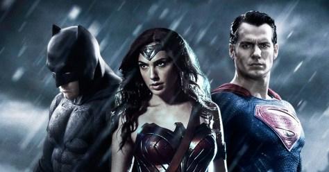 Batman v Superman: Dawn Of Justice Película