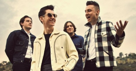 Bandas Que Arctic Monkeys
