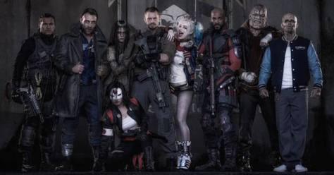 Suicide Squad-películas