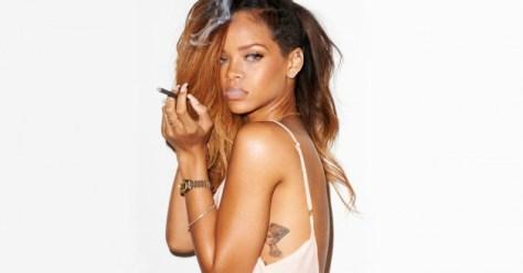 Rihanna incluyó motocicletas voladoras en su presentación del NYFW