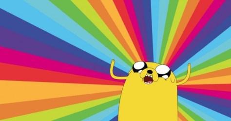 Esto pondrá a llorar de felicidad a cualquier fan de Adventure Time'