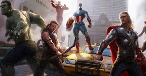 Empleos: Trabaja como extra en la próxima película de los Avengers