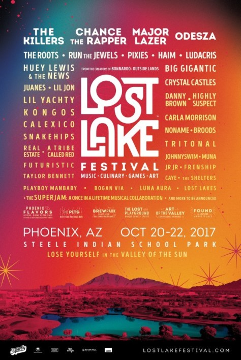 Lost Lake Festival Festivales