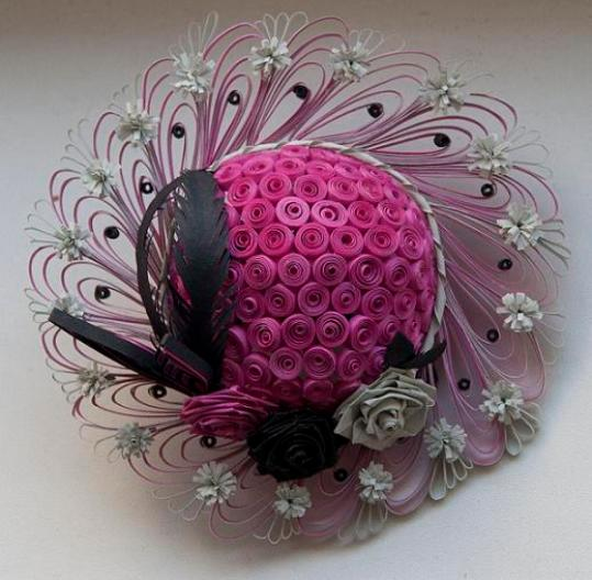 quilled-hat