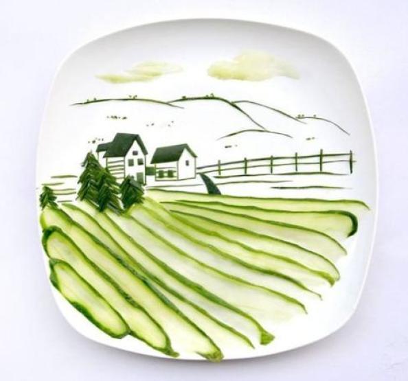 cucumber-art