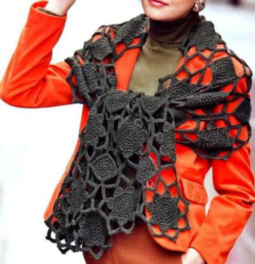 crochet-shawl-patterns