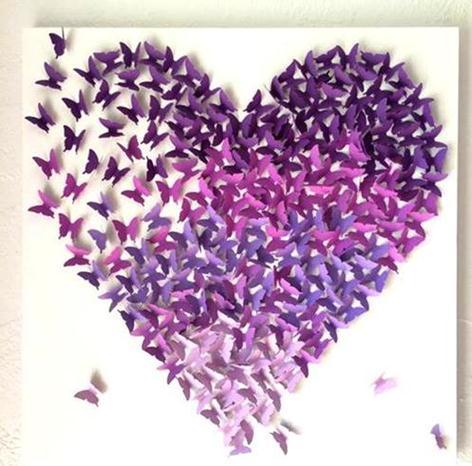 butterfly-paper-art