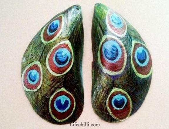mussel-shell-earrings