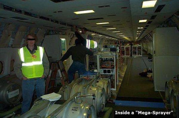 EXPOSED Photos From INSIDE Chemtrail Planes 22