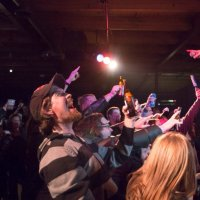 Sponge, Spacehog, Lionize, and the Red Paintings at the Magic Stick
