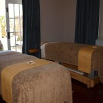 Fern Tree Treatment room for couples