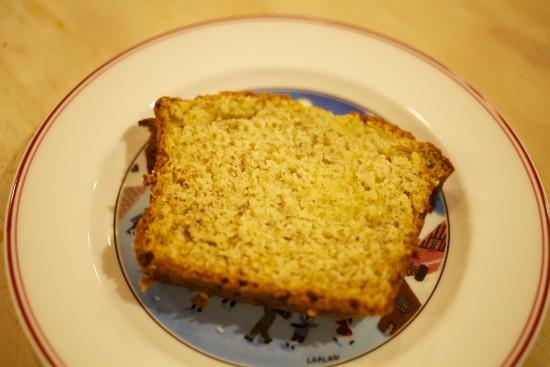 basic banana bread