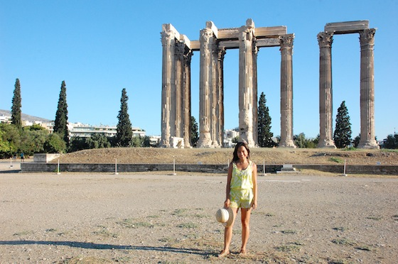 travel young Athens