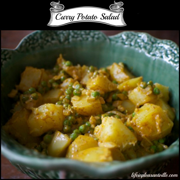 Curry Potato Salad