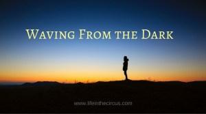 Waving From the Dark