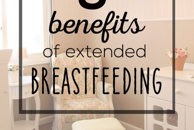 5 benefits of extended breastfeeding