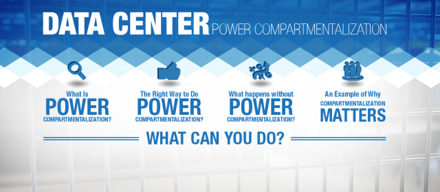 Why Data Center Power Compartmentalization is Important