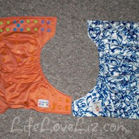 Alva Baby vs Kawaii Cloth diapers