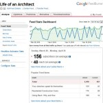 Feedburner Feed for Life of an Architect - Last 30 days