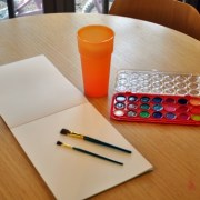 Watercolor the Supplies