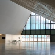 Convention Centre of Aragon - interior lobby