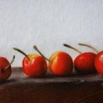 Saving Cherries by Jonathan Aller
