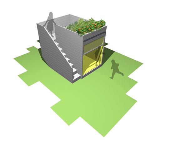 CASA Planter perspective