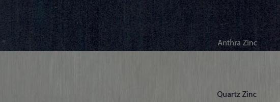VM Zinc Colors Anthra and Quartz