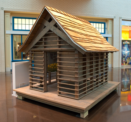 Japanese House - Life of an Architect Playhouse 2010