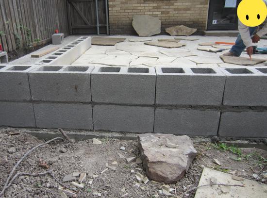 retaining wall fail