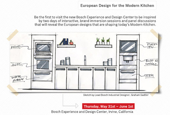 Bosch Experience and Design Center