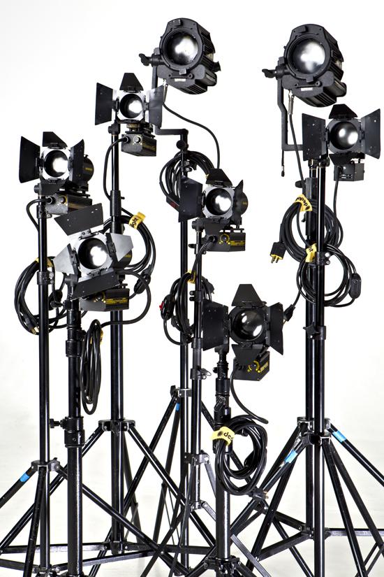 Photographers Lights