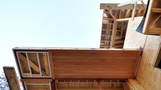 Cottonwood Modern mahogahny soffit 01